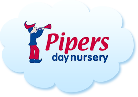 Pipers Day Nursery Logo